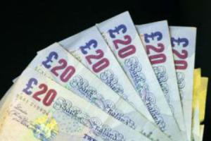 Banking fines provide boost for charity