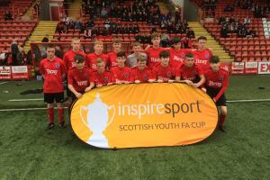Glenvale 2002s lost out on penalties at Airdrie's Excelsior Stadium