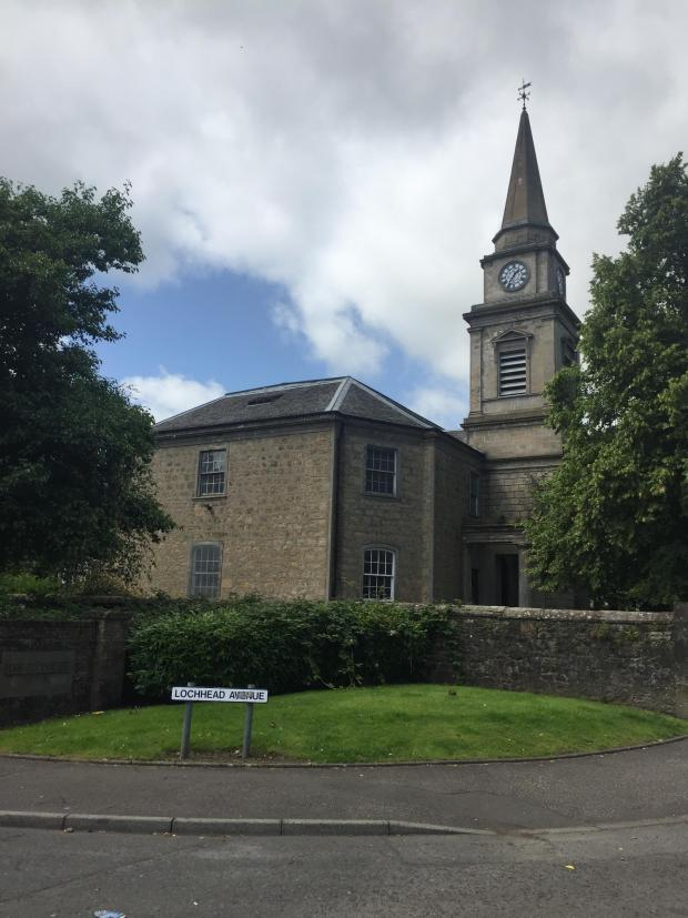 The Gazette: Lochwinnoch Parish Church