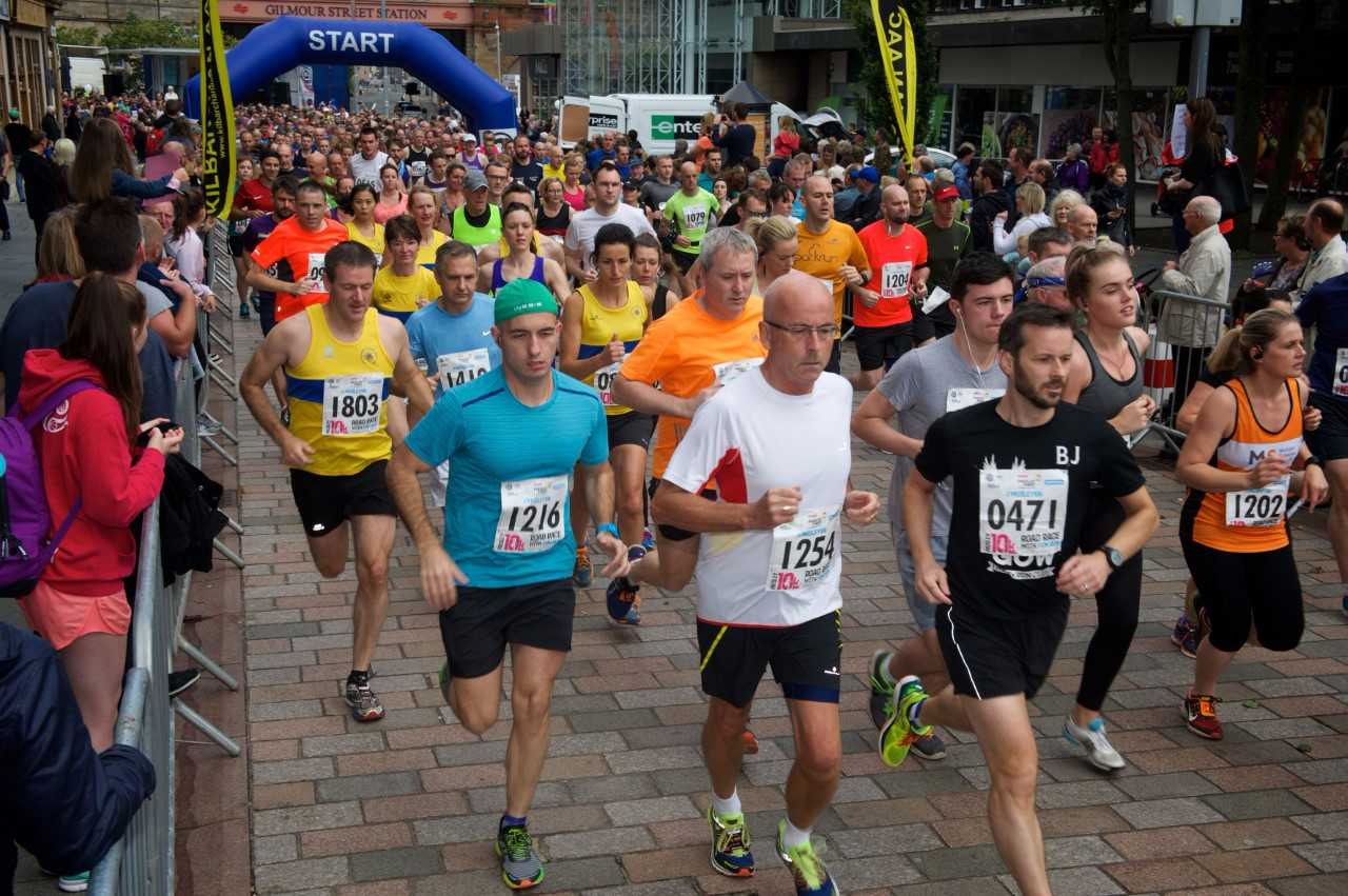 Event of the Week: Paisley 10k