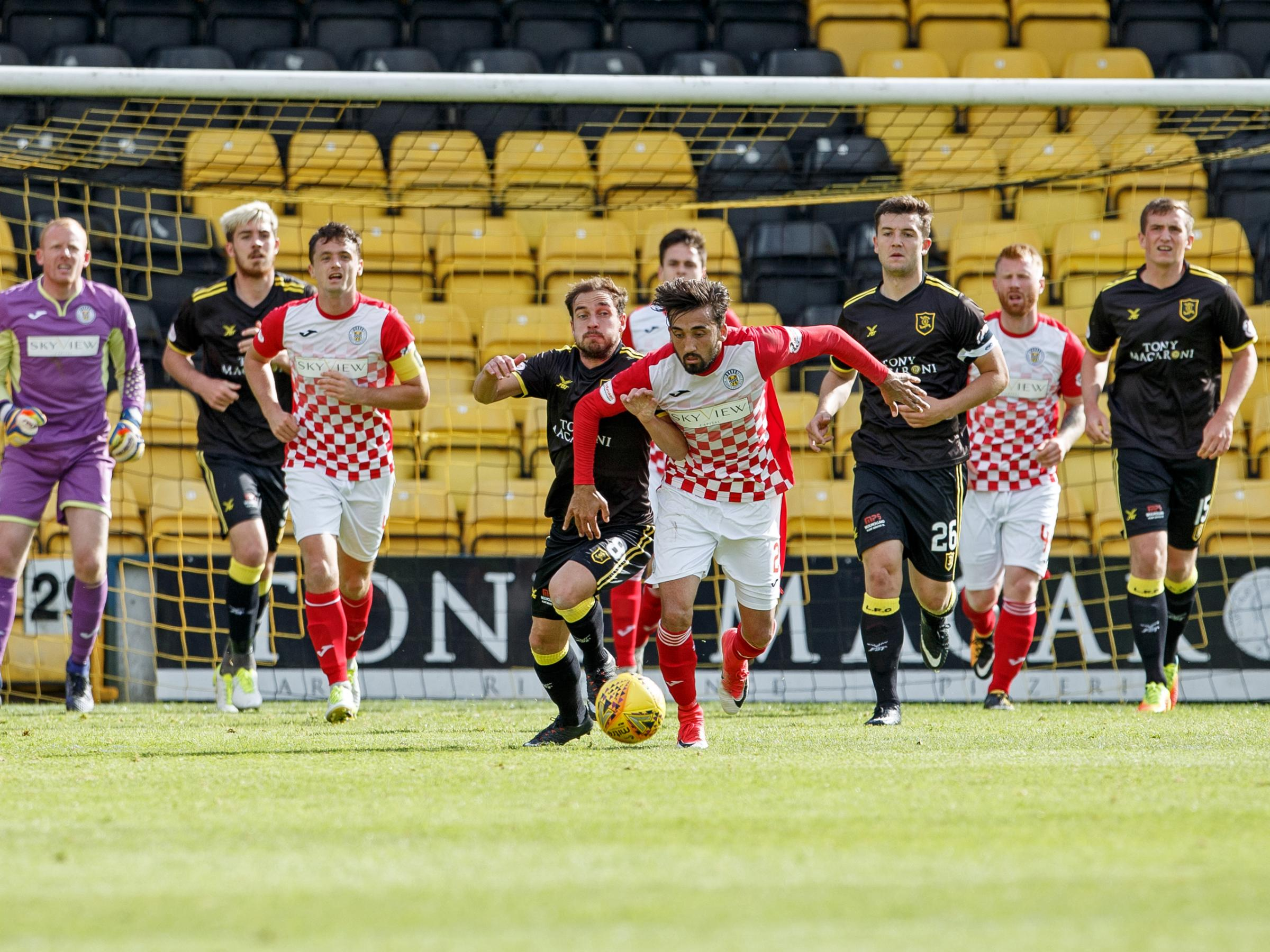 St Mirren defender insists Livingston match is a must-win game