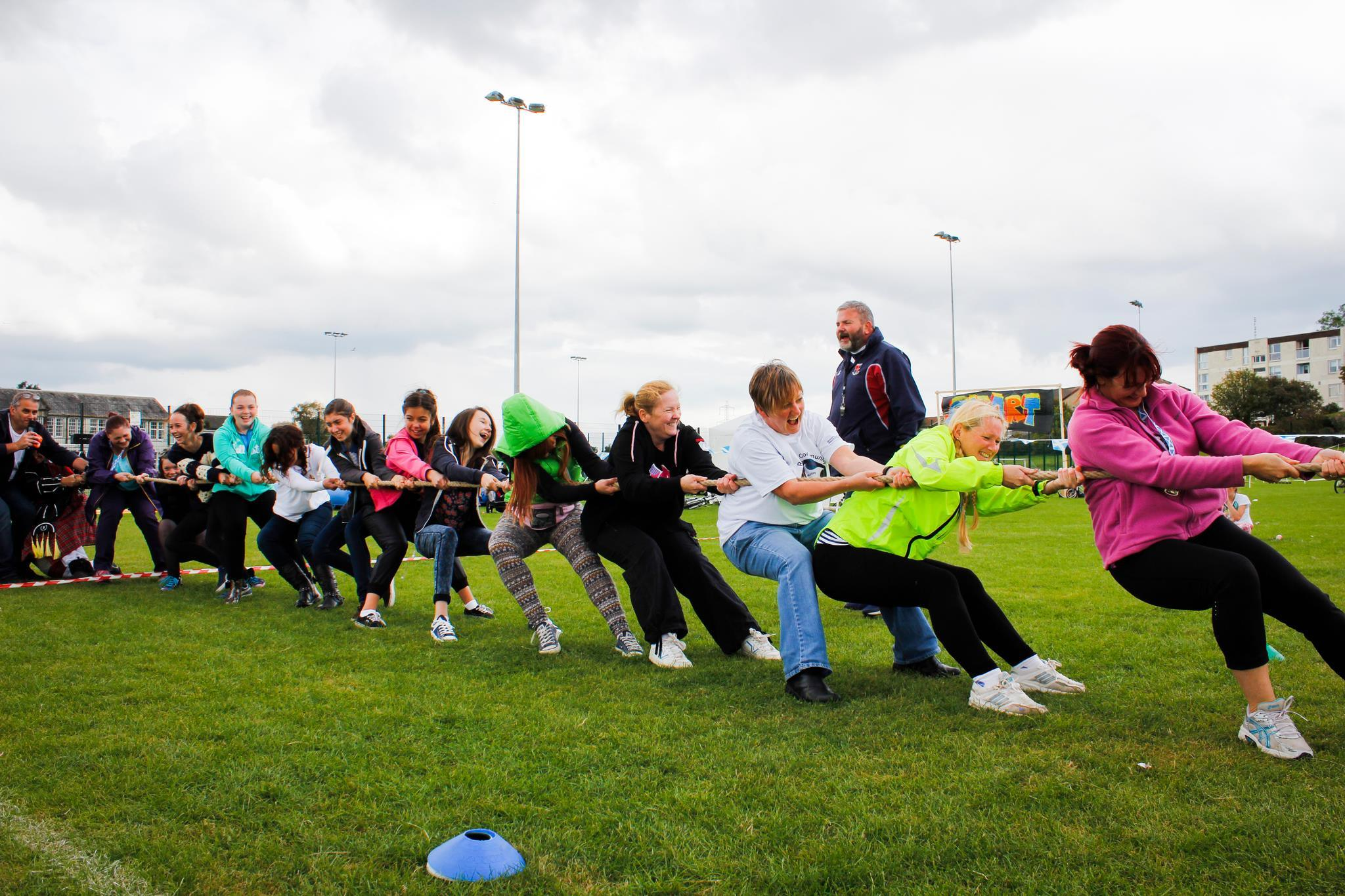 Event of the week is Ralston Community Games