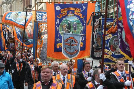 Police warn of road closures ahead of marches by Orange Order