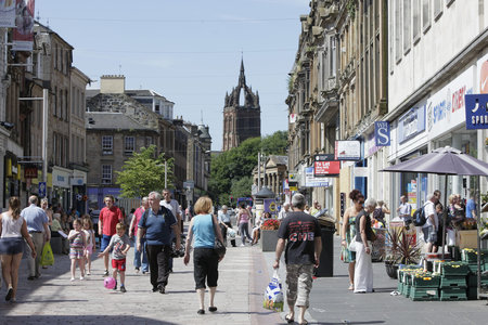 Study shows Paisley high street suffering from closures