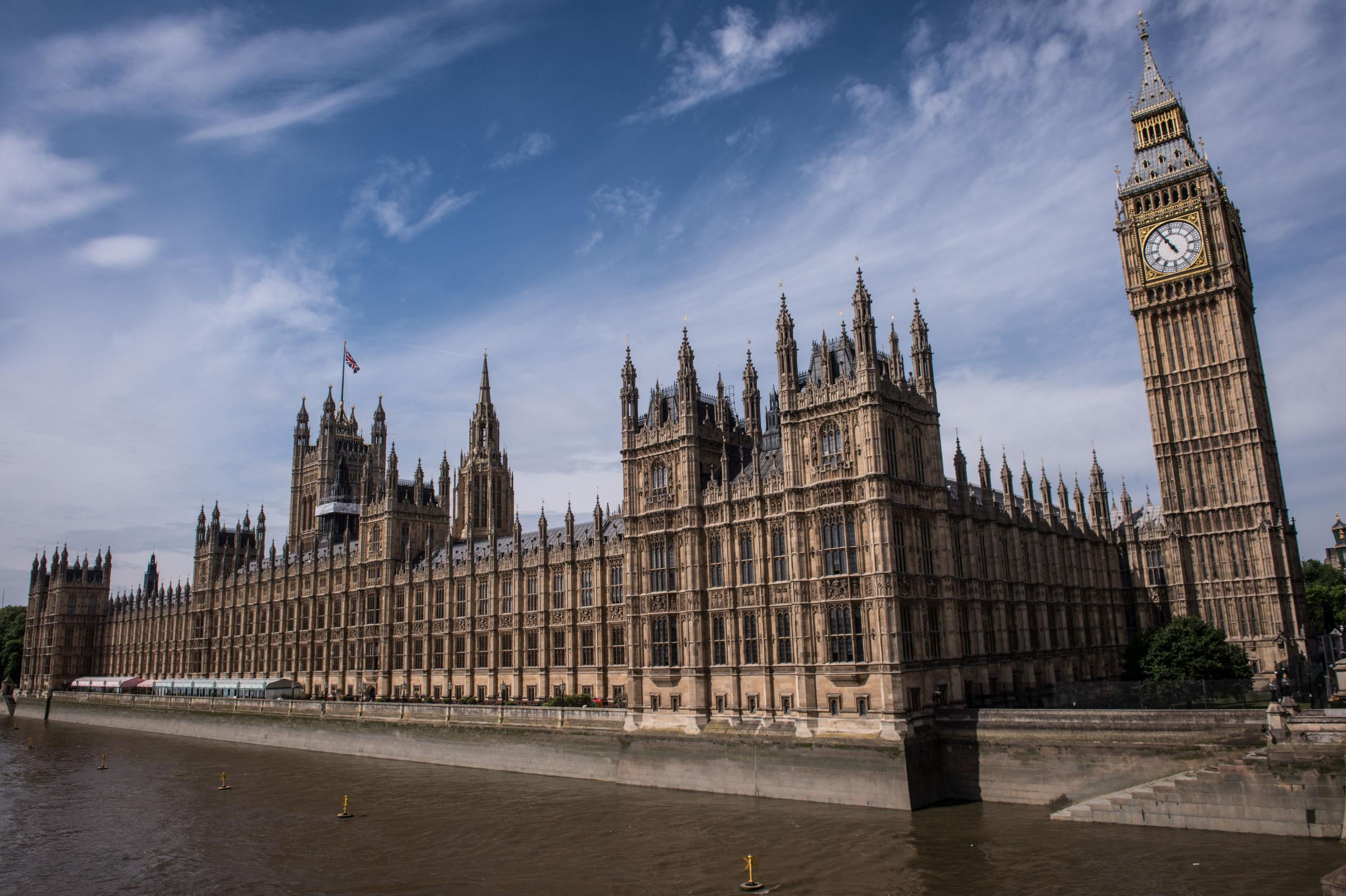"File photo dated 07/08/13 of the Palace of Westminster. A Government bid to take control of key Commons committees despite the Tories losing their majority at the general election has been branded ""an unprecedented power grab"" by Labour. PRESS A"