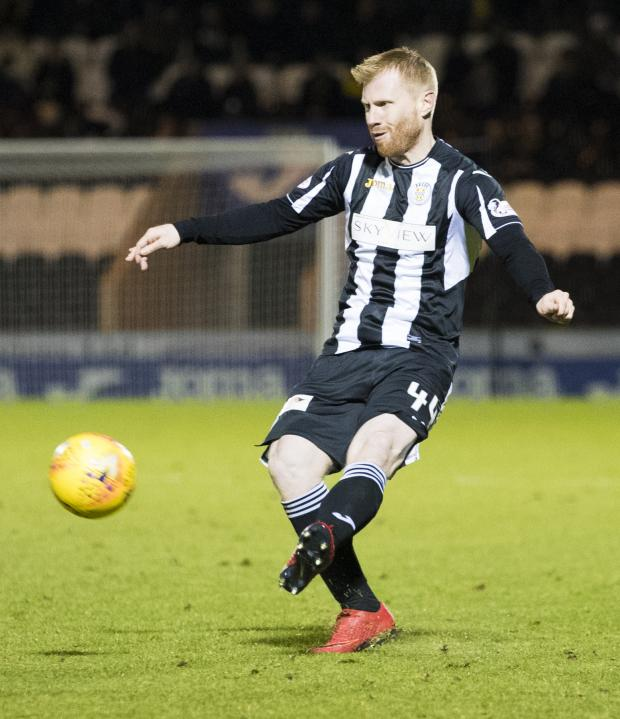 The Gazette: Adam Eckersley played a key part in St Mirren's Championship win