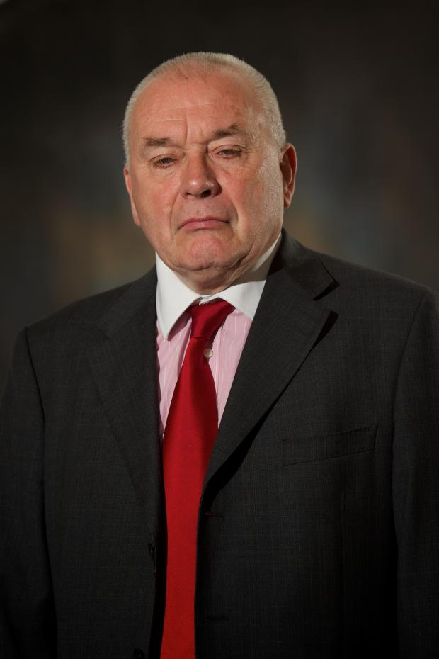The Gazette: Cllr Derek Bibby hit out at the closures