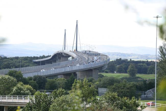 Man's body recovered from river near Erskine Bridge
