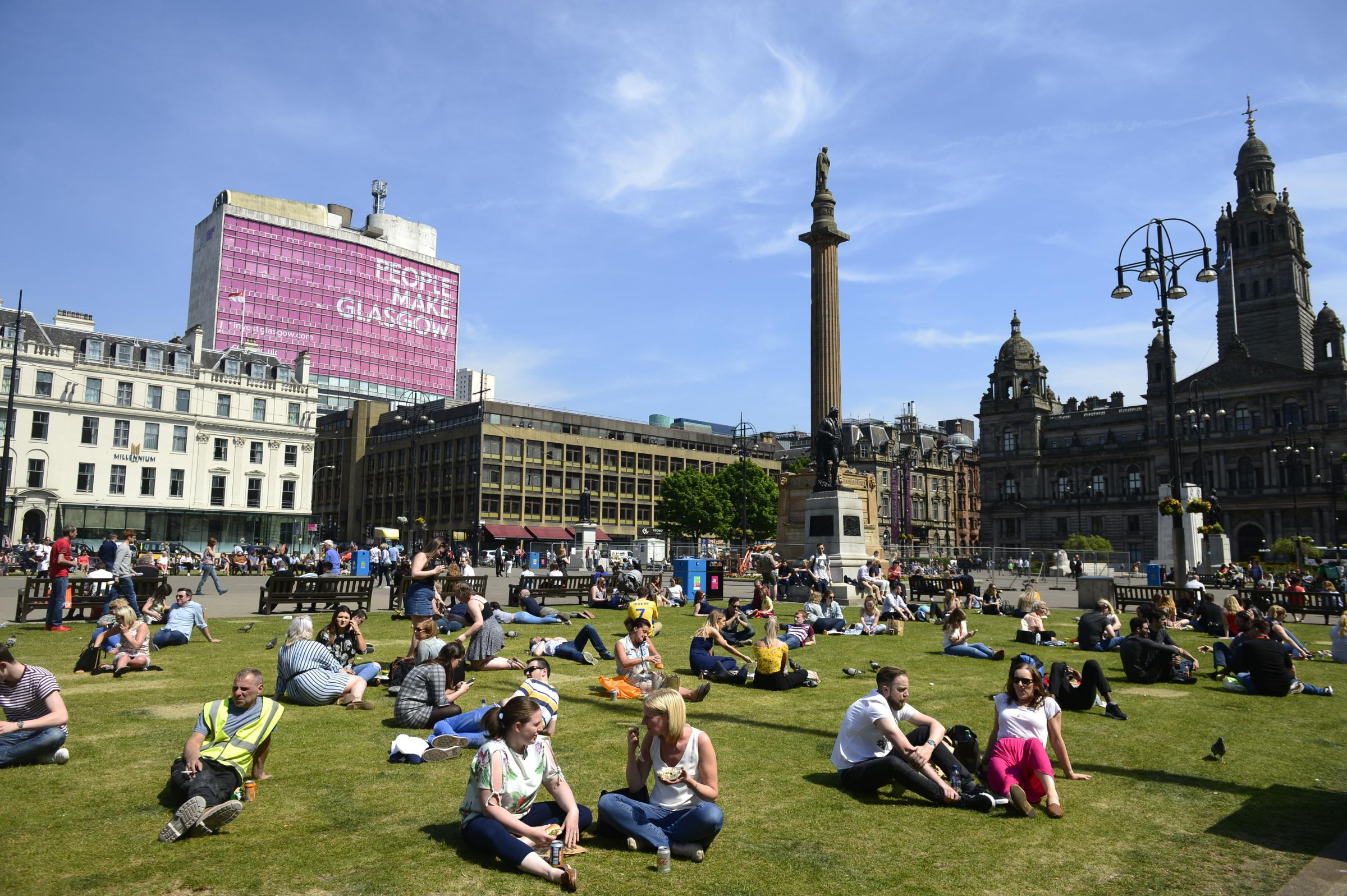 Temperatures set to soar for Easter Weekend