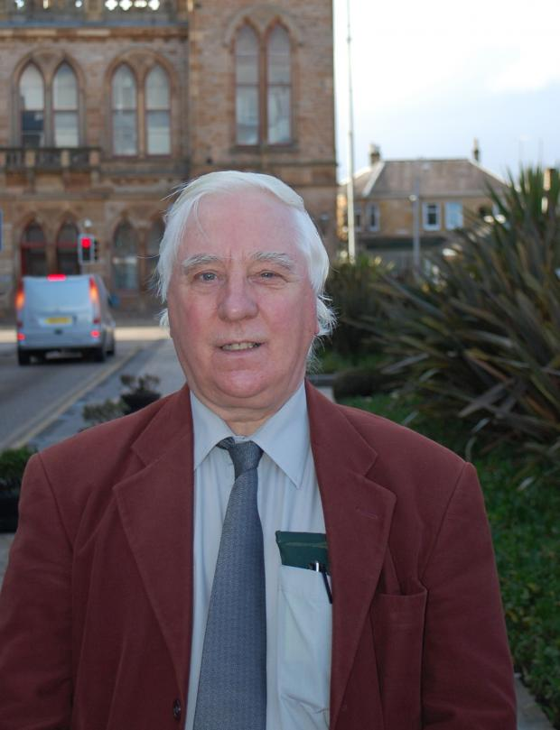 The Gazette: Councillor Bill Brown