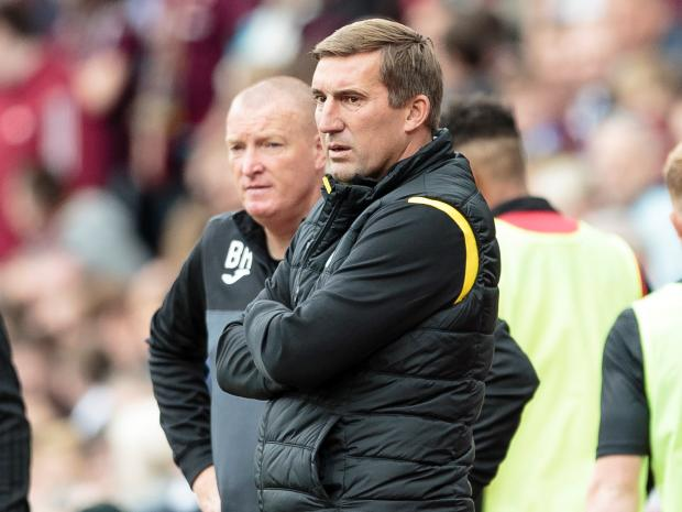 The Gazette: Alan Stubbs' ill-fated reign lasted only three months