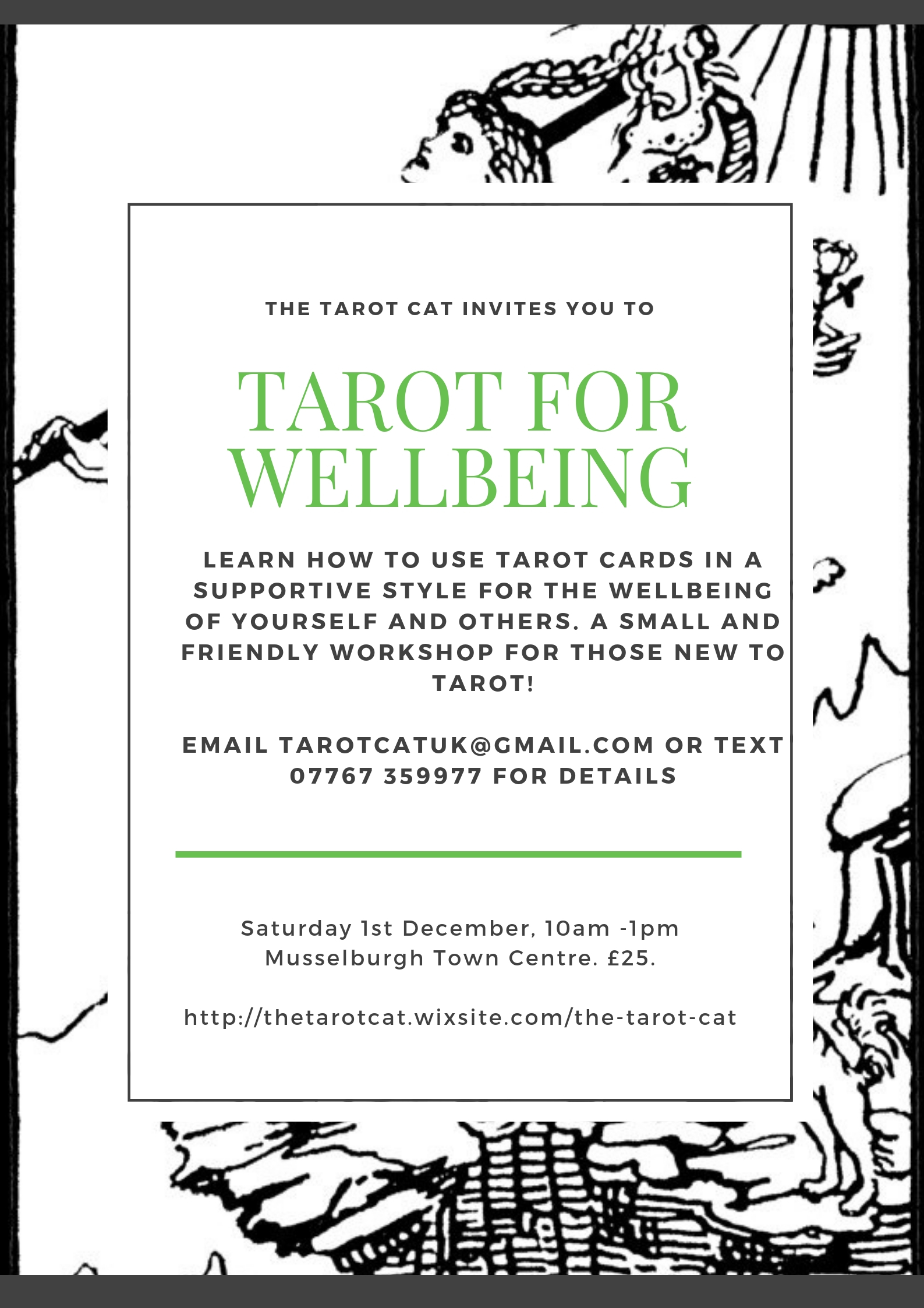 Tarot for Wellbeing