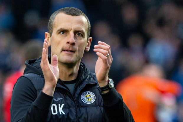 Kearney still frustrated by Motherwell loss