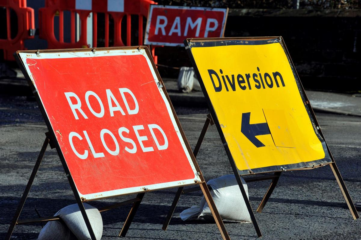 Road set to close next week for improvement works