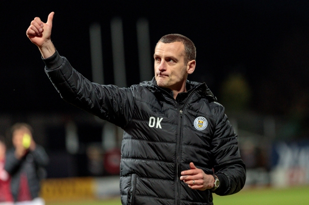 Kearney dismisses concerns about Motherwell's rotation against Celtic
