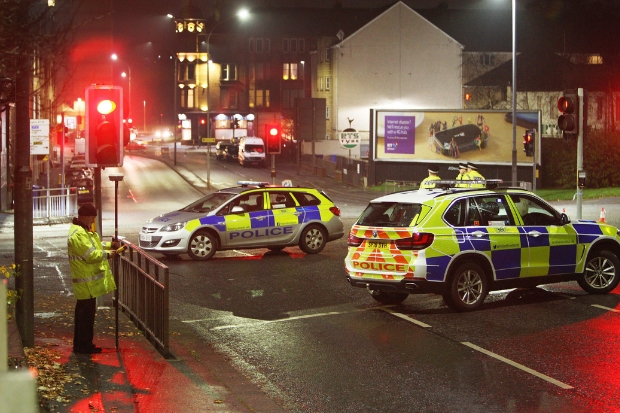 Police re-appeal as 64-year-old man who was struck by car in Paisley dies in hospital