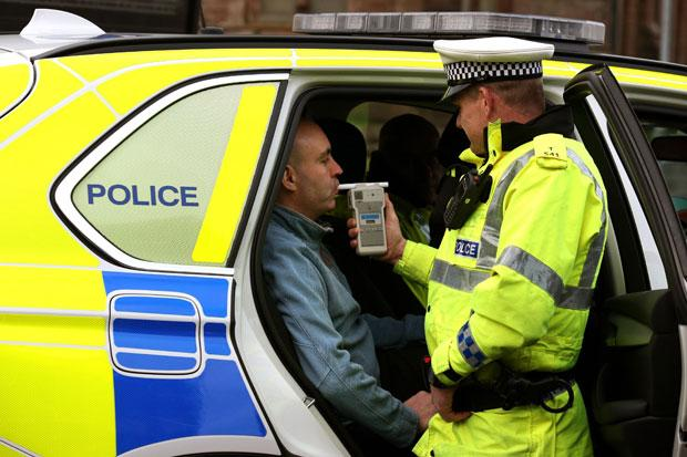 Drivers warned not to risk it with alcohol over the festive period