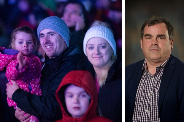 Iain Nicolson: Festive lights have brought joy to towns and villages