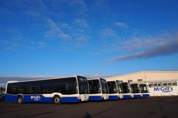 Bus staff plan strike action as pay dispute gathers speed
