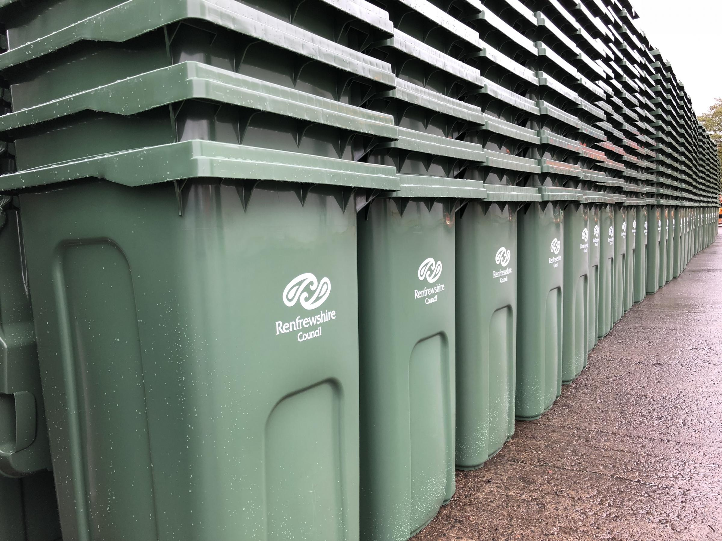 Council offers online advice on new bin system