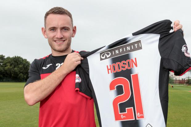 Lee Hodson says he will play anywhere for St Mirren (photo: Allan Picken)