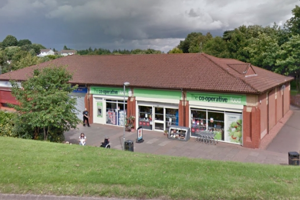 The store had been forced to close after a New Year's Day blaze