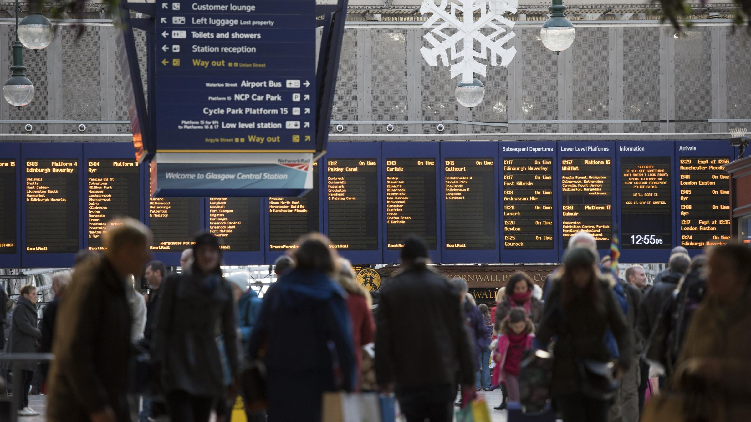 ScotRail issue apology for 'unacceptable' service amid cancellations