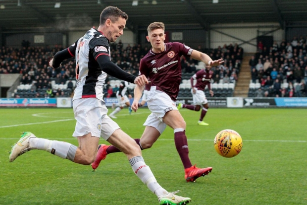 Gaffer confirms approach from Premiership rivals for Paul McGinn