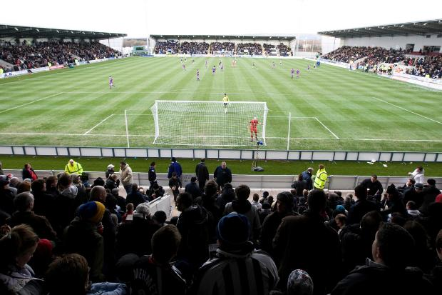 The Gazette: A packed St Mirren Park watch the Buddies take on Killie in the first match at their new home