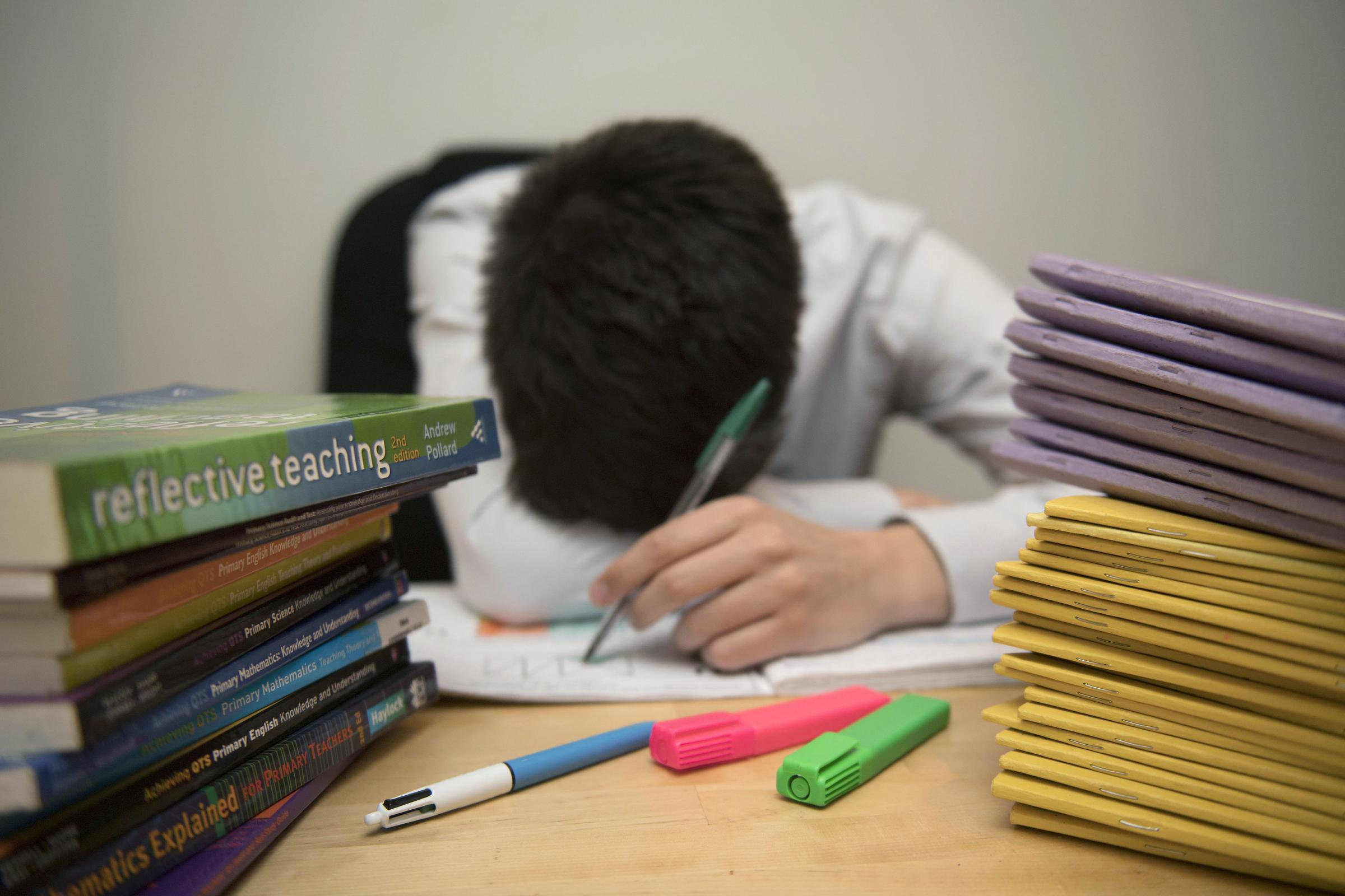 The councillor believes stress is a factor in absences (stock picture)