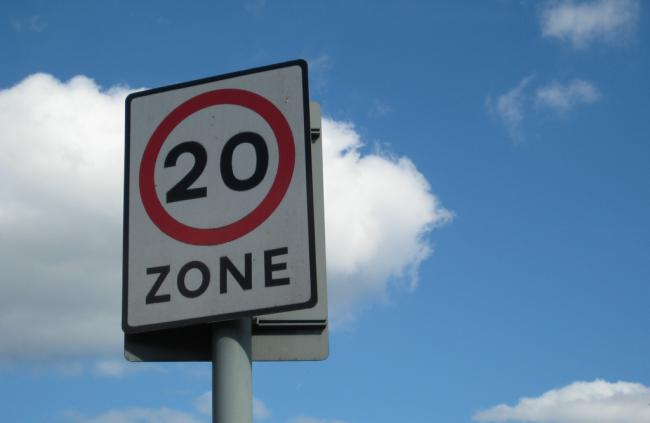 A charity has stressed there is clear evidence that 20mph speed limits save lives