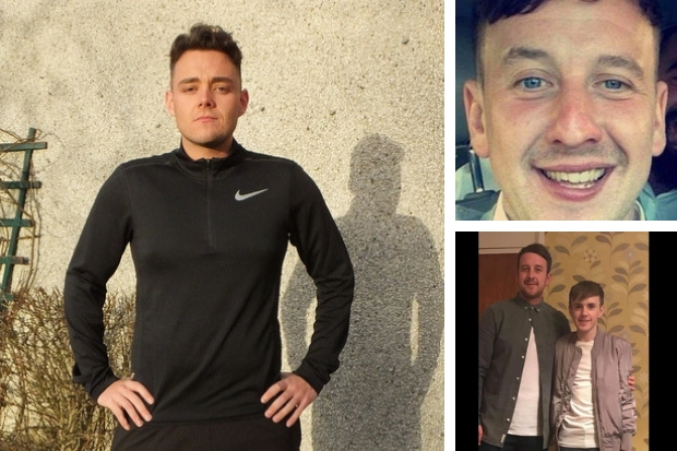 Cop to run 26 miles for charity after losing family friend to suicide