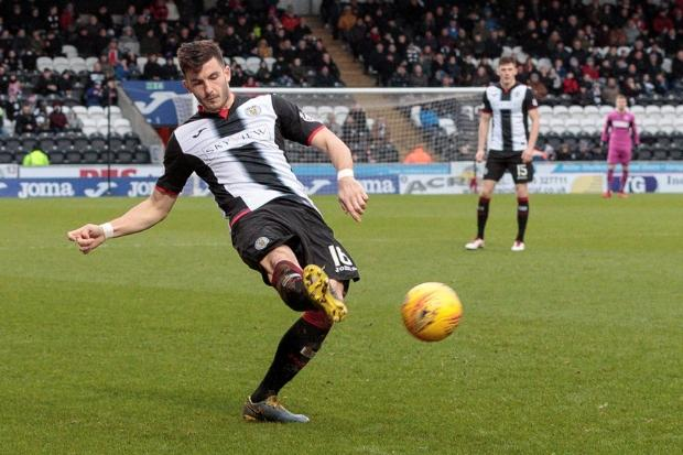 Popescu hopes St Mirren will be a stepping stone