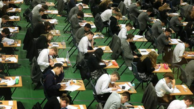 School retains its place at top of the exam charts