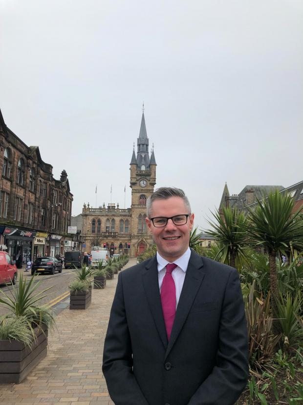 The Gazette: Derek Mackay jumped to the defence of the town
