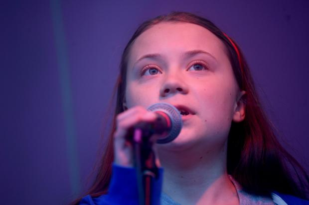 The Gazette: The game changer of the year award went to Greta Thunberg