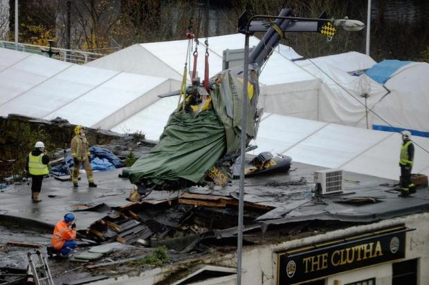 10 people lost their lives in the 2013 Clutha tragedy