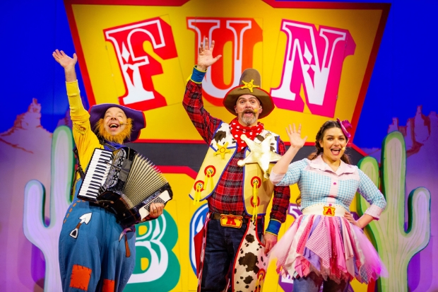 Funbox return to Johnstone with new show
