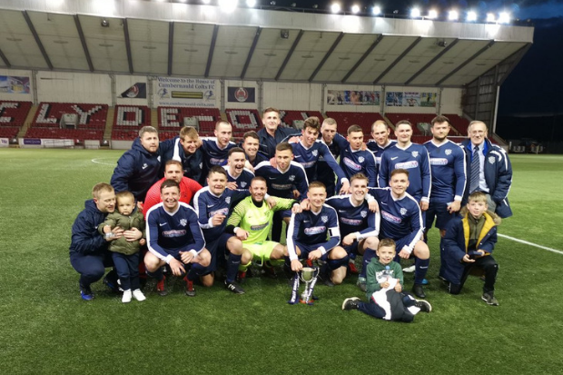 Thorn bring William Turner Cup back to Renfrewshire