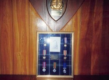 The Gazette: Daniel's medals were on display in Johnstone for decades